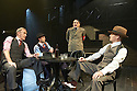 The Resistable Rise of Arturo Ui by Bertolt Brecht, translated by George Tabori and directed by Jonathan Church. With  Joe McCann as Giri,, David Sturzaker as Givola, Henry Goodman as Arturo Ui, Michael Feast as Roma. Opens at The Minerva Theatre  in Chichester  on 11/7/12.CREDIT Geraint Lewis
