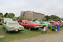 Wheels on the waterfront Bangor ME Car Show Cars Trucks Motorcycles Antique Custom Classic vehicles