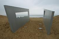Francia Normandia Le spiagge dello sbarco alleato, un monumento evocativo