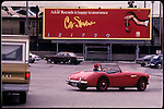 Cat Stevens billboard at A & M Records in Hollywood, Calif.