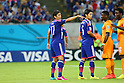 Makoto Hasebe (JPN), <br /> JUNE 14, 2014 - Football /Soccer : <br /> 2014 FIFA World Cup Brazil <br /> Group Match -Group C- <br /> between Cote d'Ivoire 2-1 Japan <br /> at Arena Pernambuco, Recife, Brazil. <br /> (Photo by YUTAKA/AFLO SPORT) [1040]