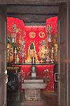 Göttin Po Nagar im gleichnamigen Tempel  (Cham-Tempel) in Nha Trang, Vietnam