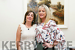 Rita Ryan and Bernadette Daly having a girls night out at Danny Lane on Friday