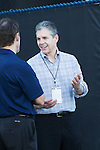 Casey Close,<br /> FEBRUARY 19, 2014 - MLB : American Sports agent Casey Close is seen during the New York Yankees' spring training baseball camp at George M. Steinbrenner Field in Tampa, Florida, USA.<br /> (Photo by Thomas Anderson/AFLO) (JAPANESE NEWSPAPER OUT)