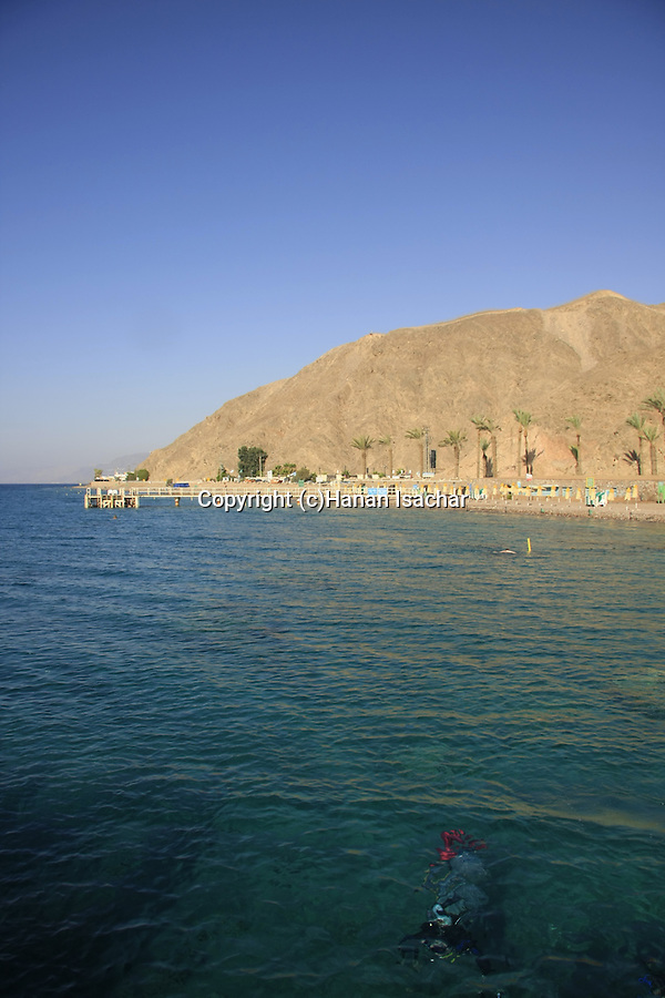 Israel, Eilat, the southern coast