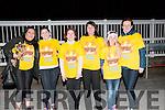 Darkness into Light: Attending the Darkness into Light fund raiser at the race course in Listowel on Saturday morning last were  Julianne Corbett, Katie Mangan, Margaret Enright, Karen McInerney & Deina & Julie Vesko.