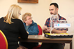 Action on Hearing Loss<br /> Hay on Wye Bowling Club<br /> 20.11.14<br /> &copy;Steve Pope -FOTOWALES