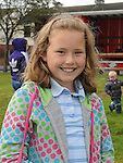 Lea Brady Fitzpatrick pictured at Moneymore sports day. Photo: www.pressphotos.ie