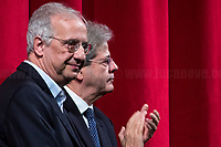 "25.02.2018 - Paolo Gentiloni & Walter Veltroni (PD) ""The Ideas of the Left of Government"""