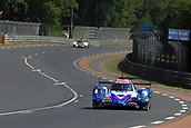 June 14 and 15th 2017,  Le Mans, France; Le man 24 hour race qualification sessions at the Circuit de la Sarthe, Le Mans, France;  #31 VAILLANTE REBELLION (CHE) ORECA 07 GIBSON LMP2 JULIEN CANAL (FRA) BRUNO SENNA (BRA) NICOLAS PROST (FRA)