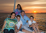 June 28th 2015 Daubert Sunset Sail