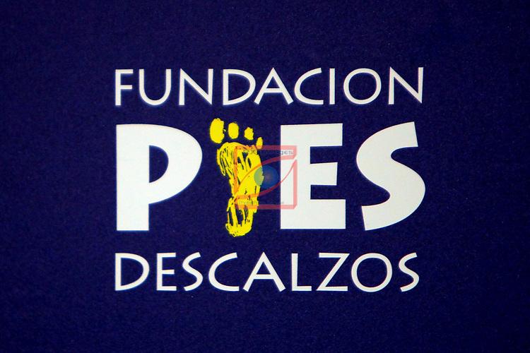 Presentacion de la Construccion de la Escuela 'Institucion Nuevo Bosque' en Barranquilla (Colombia).