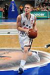 Mannheim 17.01.2009, BBL Team S&uuml;d Derek Raivio im Spiel S&uuml;d - Nord beim Basketball All Star Day 2009<br /> <br /> Foto &copy; Rhein-Neckar-Picture *** Foto ist honorarpflichtig! *** Auf Anfrage in h&ouml;herer Qualit&auml;t/Aufl&ouml;sung. Belegexemplar erbeten.
