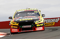 2016 Supercheap Auto Bathurst 1000. Round 2 of the Pirtek Enduro Cup. #55. Chaz Mostert (AUS) Steve Owen (AUS). Supercheap Auto Racing. Ford Falcon FGX.