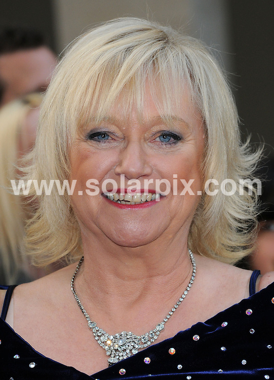 "**ALL ROUND PICTURES FROM SOLARPIX.COM**.**WORLDWIDE SYNDICATION RIGHTS**.Authors and celebrities arrive for the Galaxy British Book Awards or ""Nibbies"" at the Grosvenor House Hotel in London..This pic:  Judy Finnegan.JOB REF:  8765    SSD     DATE:  04.04.09.**MUST CREDIT SOLARPIX.COM OR DOUBLE FEE WILL BE CHARGED**.**ONLINE USAGE FEE GBP 50.00 PER PICTURE - NOTIFICATION OF USAGE TO PHOTO @ SOLARPIX.COM**.**CALL SOLARPIX : +34 952 811 768 or LOW RATE FROM UK 0844 617 7637**"