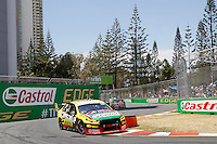 2016 Castrol EDGE Gold Coast 600. Rounds 3 and 4 of the Pirtek Enduro Cup. #55. Chaz Mostert (AUS) Steve Owen (AUS). Supercheap Auto Racing. Ford Falcon FGX.