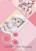 Isabella, BABIES, paintings, baby, pink(ITKE071188,#B#)