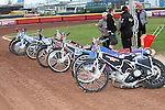 BIRMINGHAM v LAKESIDE<br /> ELITE LEAGUE<br /> WEDNESDAY 24TH APRIL 2013<br /> PERRY BARR STADIUM<br /> PARADE