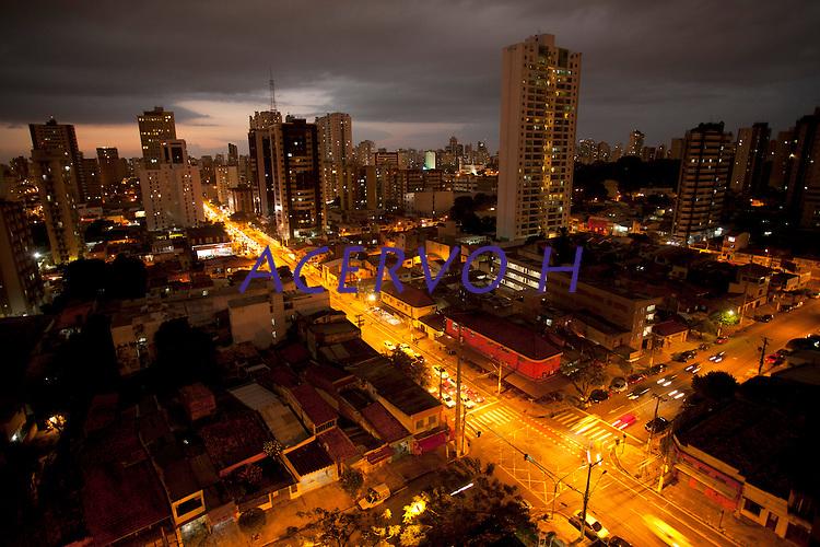 Rua dos Mundurucus esquina com 3 de Maio.<br /> Belém, Pará, Brasil.<br /> Foto Paulo Santos<br /> 24/10/2013