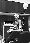 Brian Baker of Minor Threat at Patrick Henry Elementary School Fair, Arlington VA, May 15,1982.