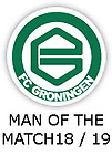 MAN OF THE MATCH 2018 - 2019
