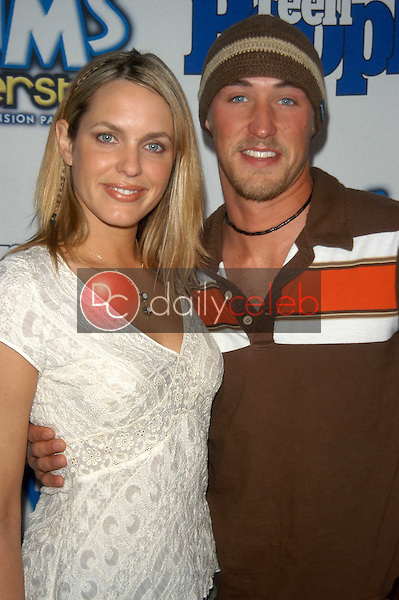 Kyle Louder and Arianne Zucker