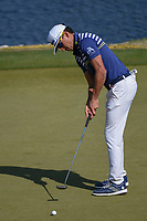 Rafael Cabrera Bello (ESP) barely misses his par putt on 11 during day 1 of the WGC Dell Match Play, at the Austin Country Club, Austin, Texas, USA. 3/27/2019.<br /> Picture: Golffile | Ken Murray<br /> <br /> <br /> All photo usage must carry mandatory copyright credit (© Golffile | Ken Murray)