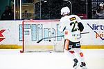 Stockholm 2014-01-18 Ishockey SHL AIK - F&auml;rjestads BK :  <br /> F&auml;rjestads Martin R&ouml;ymark har gjort 4-2 i &ouml;ppen m&aring;lbur<br /> (Foto: Kenta J&ouml;nsson) Nyckelord:  jubel gl&auml;dje lycka glad happy
