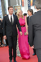 "Garret Hedlund and Kirsten Dunst attending the ""On the Road"" Premiere during the 65th annual International Cannes Film Festival in Cannes, 23.05.2012...Credit: Timm/face to face"