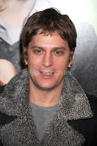 Rob Thomas at the premiere of 'Leap Year' at the Directors Guild Theatre in New York City. January 6, 2010. Credit: Dennis Van Tine/MediaPunch
