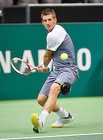 12-02-13, Tennis, Rotterdam, ABNAMROWTT, Jarkko Nieminen