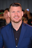 www.acepixs.com<br /> <br /> January 10 2017, London<br /> <br /> Michael Bisping arriving at the European premiere of 'xXx: Return of Xander Cage' on January 10, 2017 in London.<br /> <br /> By Line: Famous/ACE Pictures<br /> <br /> <br /> ACE Pictures Inc<br /> Tel: 6467670430<br /> Email: info@acepixs.com<br /> www.acepixs.com
