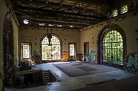 Montecatini - Alumental.<br /> La fabbrica che voleva essere una cattedrale.