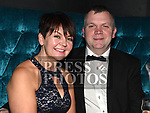 Paul and Kate McKenna at the ABACAS Ball in the Westcourt Hotel. Photo:Colin Bell/pressphotos.ie