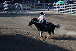 Mariposa Fair Horse Show Barrels