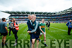 Kerry Selector Tommy Griffin after the GAA Football All-Ireland Senior Championship Final match between Kerry and Dublin at Croke Park in Dublin on Sunday.