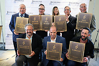 PHILADELPHIA, PA - AUGUST 3 :  The Philadelphia Music Alliance announced at a press conference today the 2017 Walk Of Fame honorees to be inducted and celebrated on October 4, 2017 at the Independence Visitors Center in Philadelphia, Pa on August 3, 2017  ***House Coverage*** photo credit  Star Shooter/MediaPunch