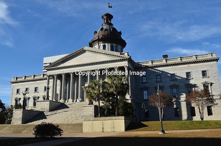 Stock photo of South Carolina Capitol Building