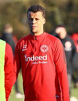 Timothy Chandler (Eintracht Frankfurt) - 14.02.2018: Eintracht Frankfurt Training, Commerzbank Arena