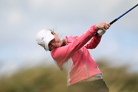 Meave Cummins (Lurgan) during the 1st round of the Irish Women's Open Stroke Play Championship, Enniscrone Golf Club, Enniscrone, Co. Sligo. Ireland. 16/06/2018.<br /> Picture: Golffile | Fran Caffrey<br /> <br /> <br /> All photo usage must carry mandatory copyright credit (© Golffile | Fran Caffrey)