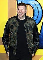 Professor Green at the Black Panther European Premiere at the Eventim Apollo, Hammersmith, London on Thursday 8th February 2018<br /> CAP/ROS<br /> CAP/ROS<br /> &copy;ROS/Capital Pictures