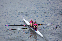 Crew: 457  Twickenham Rowing Club - W MasF/G 2x<br /> <br /> Pairs Head 2019<br /> <br /> To purchase this photo, or to see pricing information for Prints and Downloads, click the blue 'Add to Cart' button at the top-right of the page.
