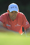 Padraig harrington on the 16th green.during round three of the BMW PGA championship 2010 at Wentworth golf club, Surrey England..Picture Fran Caffrey/Newsfile.ie
