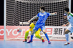 Iraq vs Uzbekistan during the AFC Futsal Championship Chinese Taipei 2018 3rd/4th Placing match at Xinzhuang Gymnasium on 11 February 2018, in Taipei, Taiwan. Photo by Yu Chun Christopher Wong / Power Sport Images