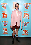Ben Durocher attends the 'Avenue Q' - 15th Anniversary Performance Celebration at Novotel on July 31, 2018 in New York City.