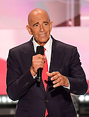 Tom Barrack, CEO of Colony Capital, makes remarks at the 2016 Republican National Convention held at the Quicken Loans Arena in Cleveland, Ohio on Thursday, July 21, 2016.<br /> Credit: Ron Sachs / CNP<br /> (RESTRICTION: NO New York or New Jersey Newspapers or newspapers within a 75 mile radius of New York City)
