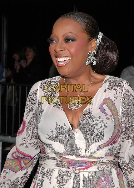 STAR JONES.Arrivals at the 2005 Daytime Emmys at Radio City Music Hall in New York City, USA, 20 May 2005..portrait headshot silver pendant necklace earrings reynolds.Ref: ADM.www.capitalpictures.com.sales@capitalpictures.com.©Patti Ouderkirk/AdMedia/Capital Pictures.