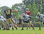 Images from the New Orleans Saints Training Camp (2010) held at their Airline Drive facility in Metairie, LA.