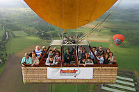 20150110 January 10 Hot air Balloon Gold Coast