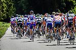 The bunch Stage 4 Hotel Verviers - La Gileppe (Jalhay), België, Ster ZLM Toer, Gileppe Belgium, 21th June 2014, Photo by Thomas van Bracht / Peloton Photos